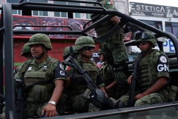 Guardia Nacional llegará a Iztacalco y Venustiano Carranza