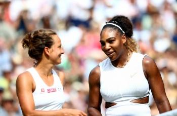 Serena Williams y Simona Halep se verán las caras en la final de Wimbledon