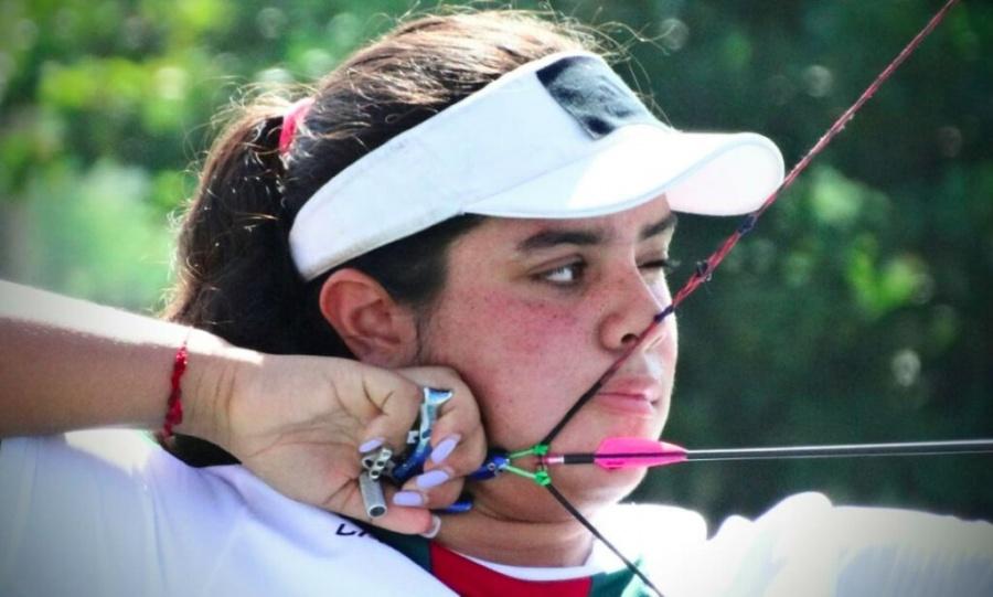 ¡En el blanco! Mexicana gana oro en tiro con arco en Universiada Mundial