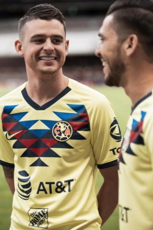 América presenta su nueva piel para el Apertura 2019