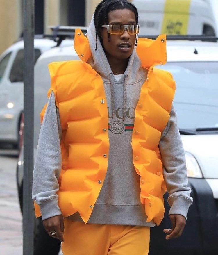 Las celebridades reclaman la puesta en libertad de A$AP Rocky