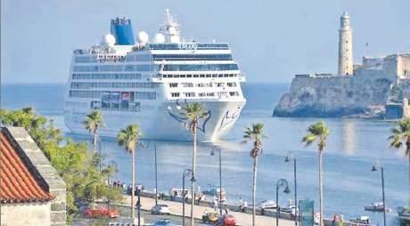 Cae 10% llegada de extranjeros a Cuba