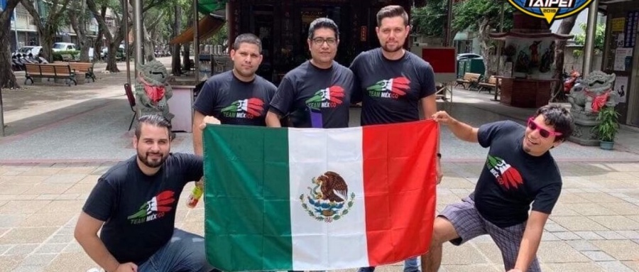 Mexicanos en las finales del Neo Geo World Tour de The King of Fighters