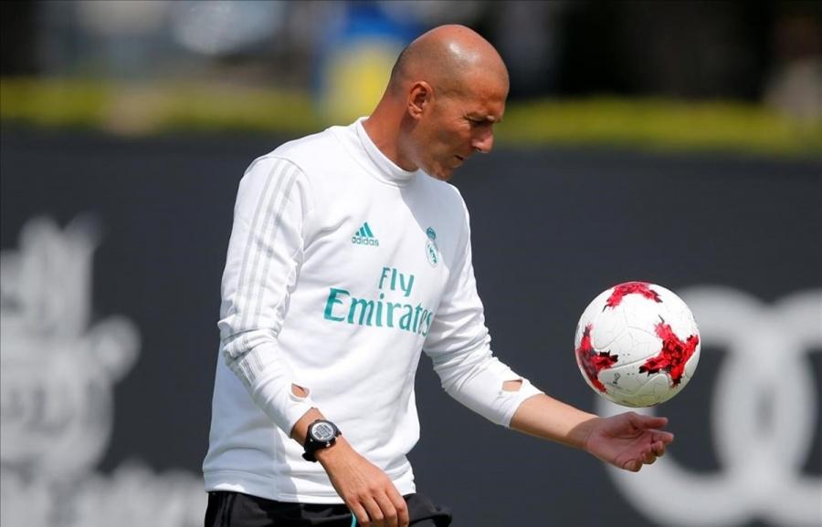 Por motivos personales, Zidane abandona concentración del Real Madrid