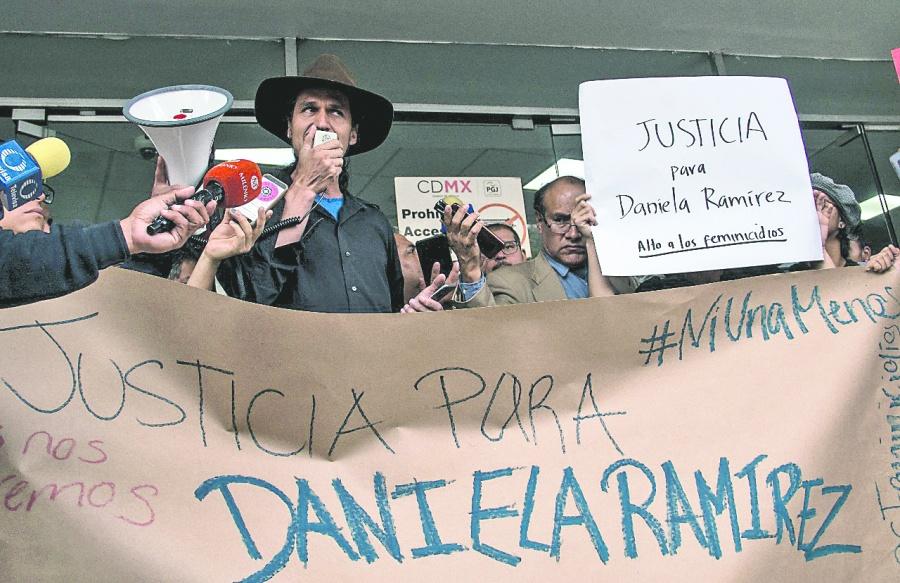 Familiares de Daniela acusan desdén de PGJ