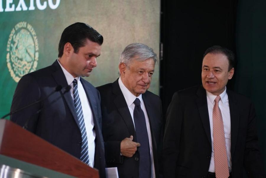 Asegura López Obrador que seguridad en Nayarit ha mejorado