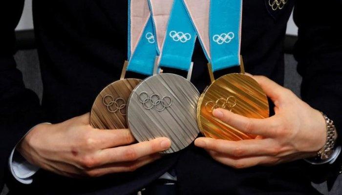 En olimpiadas de Tokio 2020 entregarán Medallas recicladas