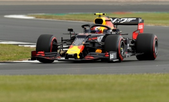 """""""Checo"""" Pérez se ubica en 12 en primera práctica del GP de Gran Bretaña"""