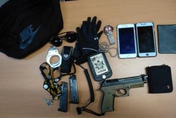 Detienen a narcomenudistas que se hacían pasar por policías federales en Iztacalco