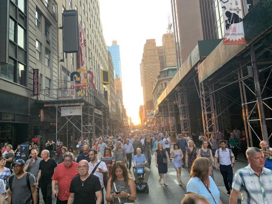 Apagón en Nueva York deja al menos a 27 mil personas afectadas