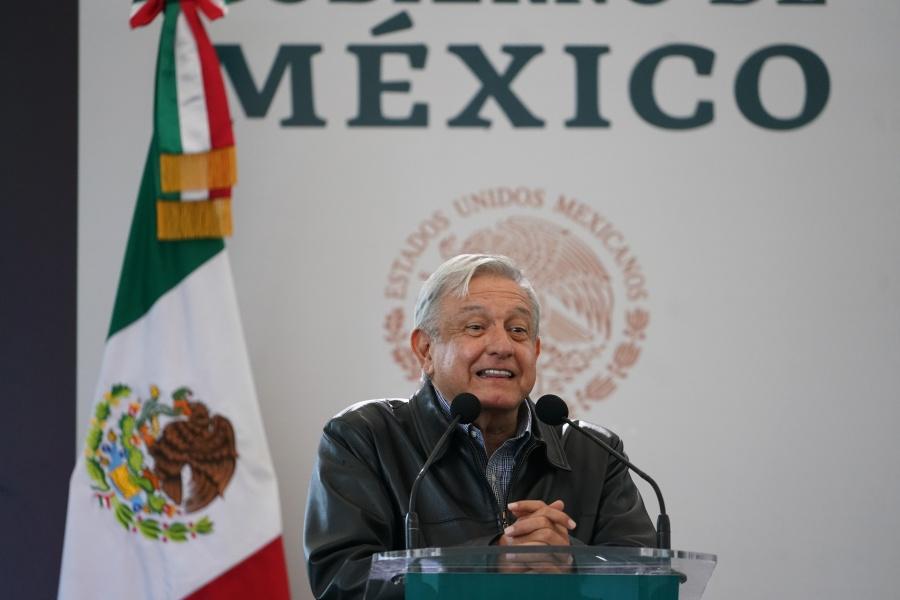 López Obrador asegura que no habrá gazolinazos mientras sea Presidente