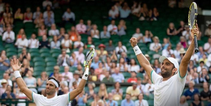 Cabal y Farah obtienen triunfo en Wimbledon