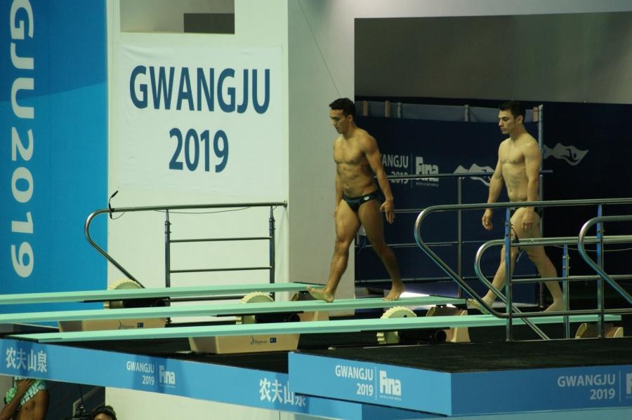Yahel Castillo y Juan Celaya se van a Tokio 2020