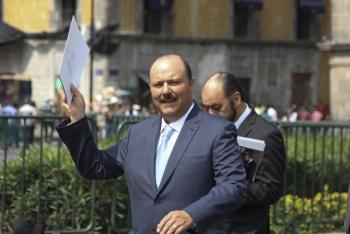 Exgobernador César Duarte es localizado en EU, afirma Javier Corral