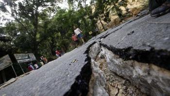 Sismo de magnitud 5.8 sacude Filipinas; reportan decenas de heridos y daños