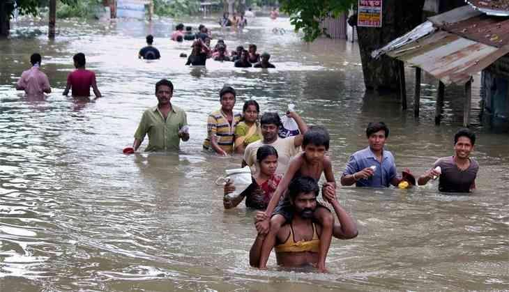 Lluvias e inundaciones cobran la vida de al menos 50 personas en India y Nepal