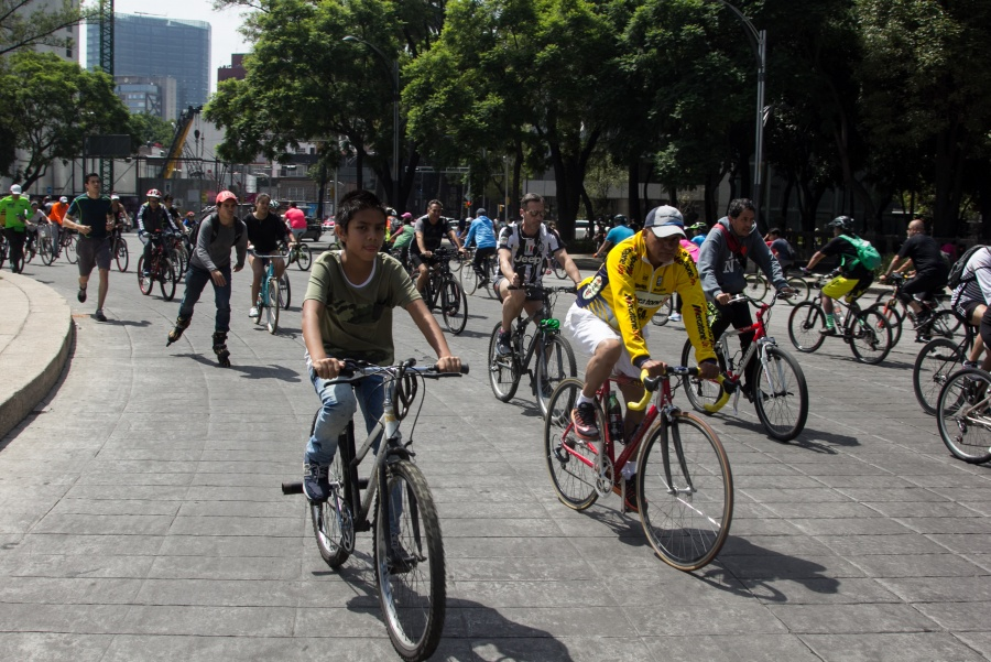 Atento a los cierres viales por eventos deportivos en CDMX