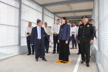 Costa Rica replicará estándares de centros penitenciarios de la CDMX