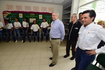 López Obrador reitera su compromiso por la seguridad de Michoacán
