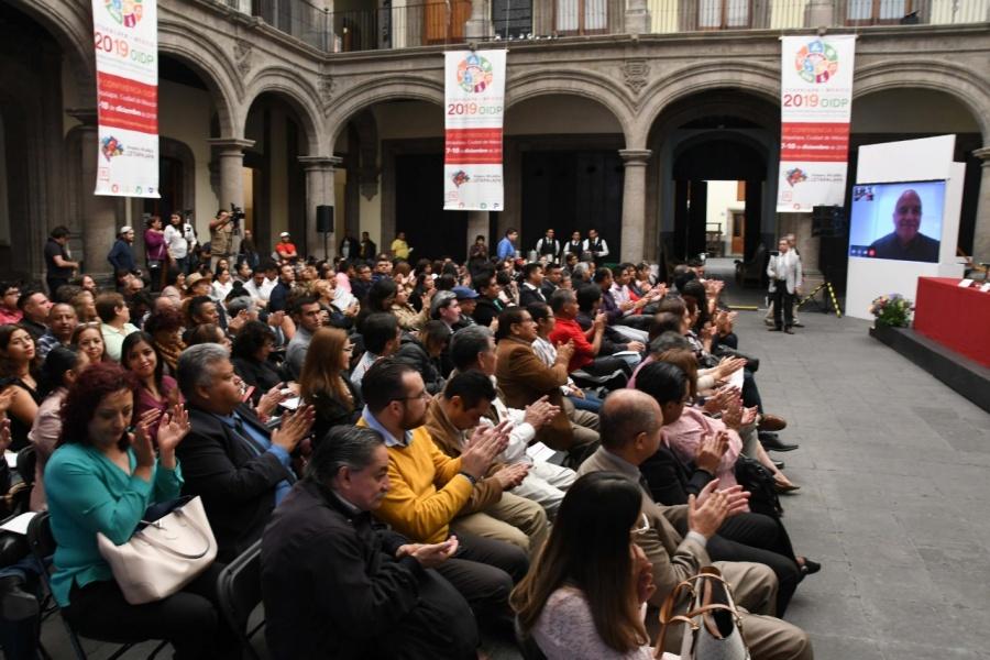 IECM apoyará a Iztapalapa en Conferencia de OIDP 2019