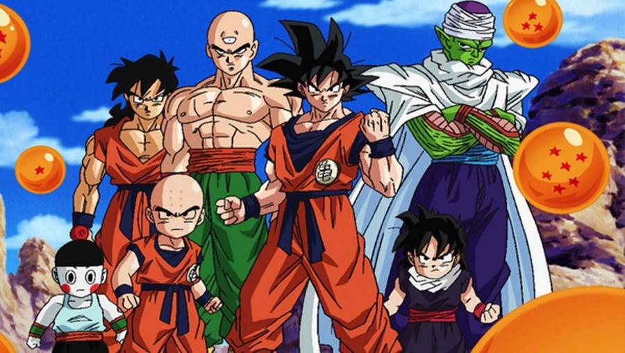 ¡Chetos y Dragon Ball para todos!