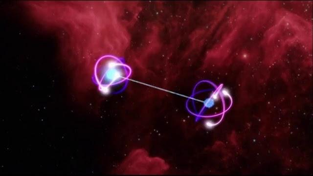 Captan la primera fotografía del entrelazamiento cuántico
