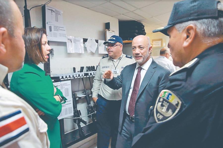 Costa Rica copia estándares de cárceles de CDMX