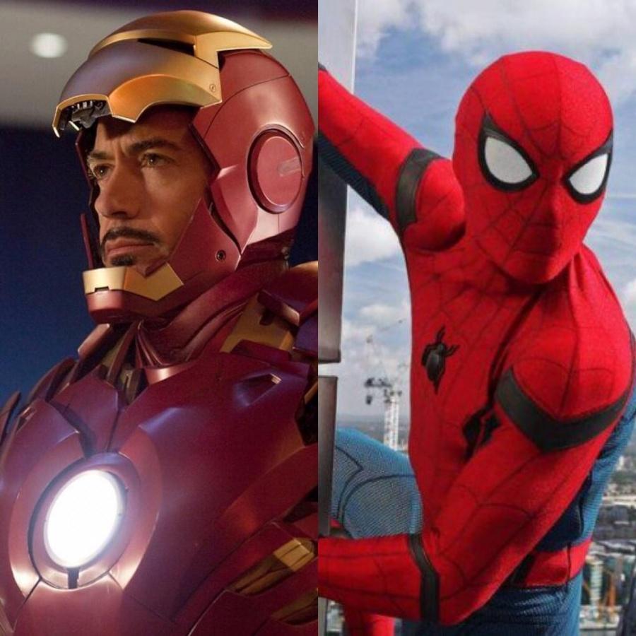 Spider- Man 3 tendrá a Tony Stark