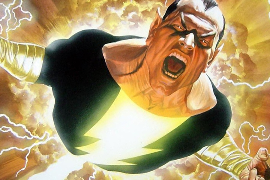 Revelan detalles sobre Black Adam, nueva película de DC
