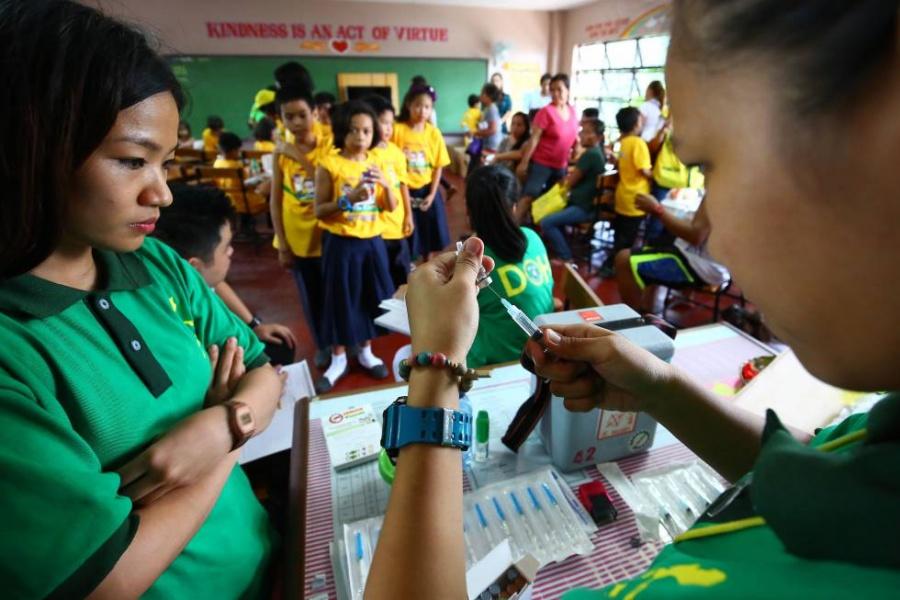 Filipinas declara alerta nacional por brote de dengue