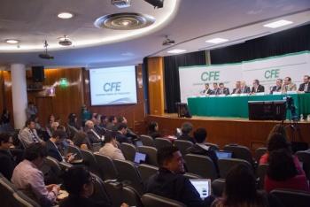 Continúa mesa de diálogo entre CFE y empresas, por gasoductos