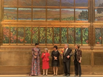 Entregan el Premio Benefactor de las Artes 2019