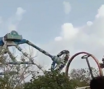 Juego mecánico se parte y deja 3 muertos en la India