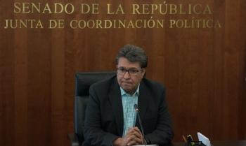 Monreal confía que ampliación de mandato en BC se resolverá en la Corte