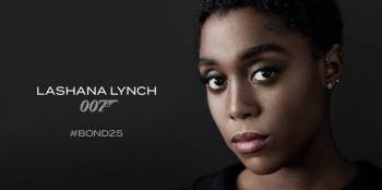 Lashana Lynch, se convierte en la nueva 007