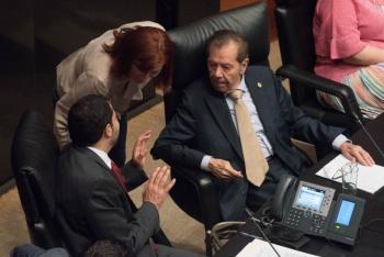 """EU configura a México como """"tercer país seguro"""": Muñoz Ledo"""