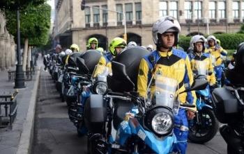 Innovan con paramédicos en motos