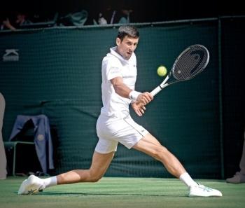 En un juego épico, Djokovic se corona en Londres
