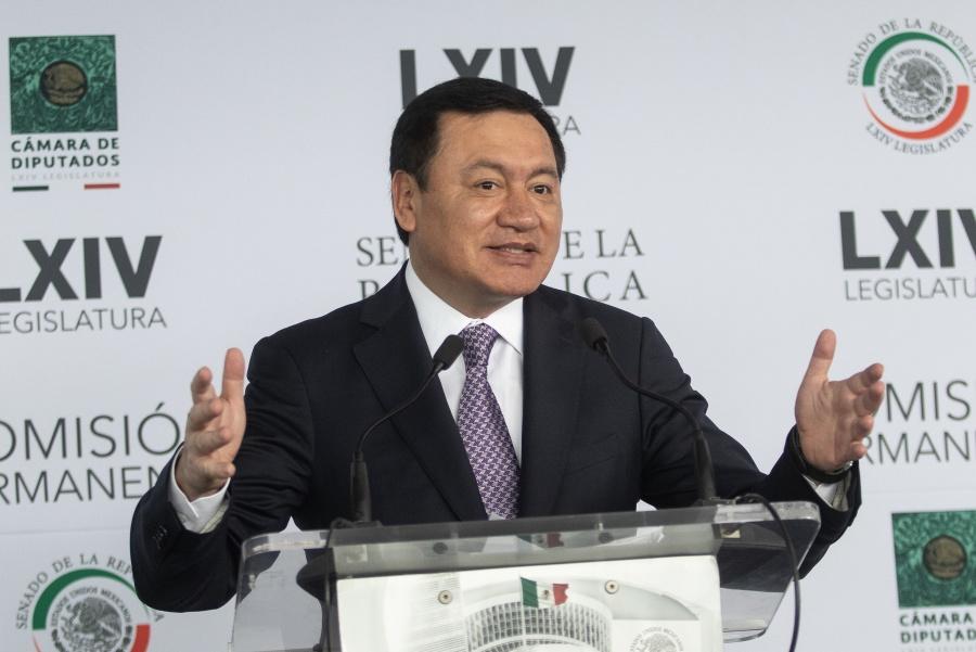 "Osorio Chong niega haber pactado con Duarte; ""es un corrupto desesperado"""