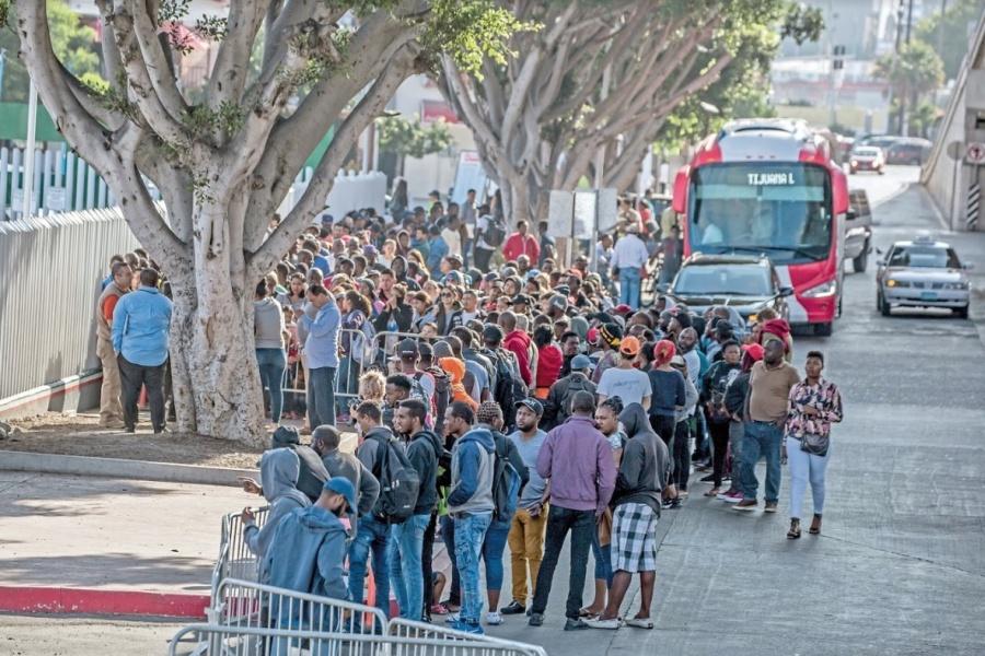 Estima Comar llegada de 80 mil migrantes
