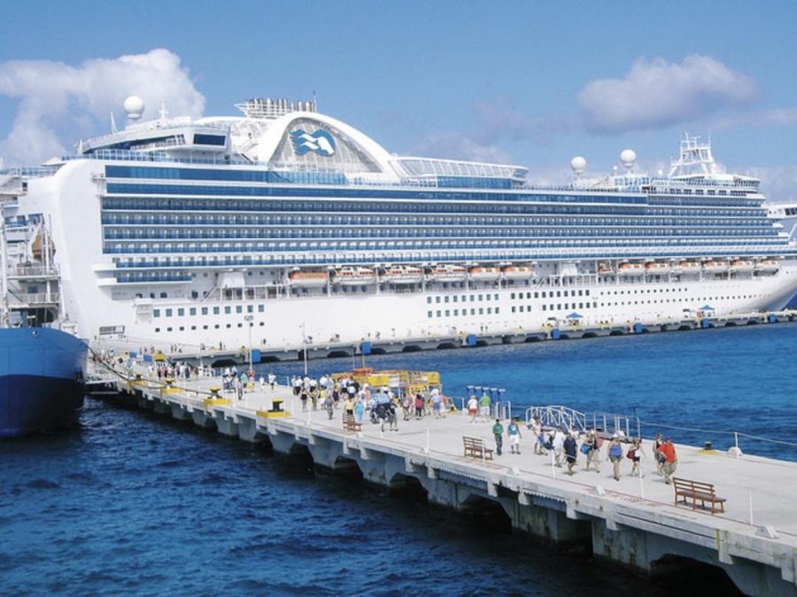 Se consolida México como principal destino de cruceros del mundo