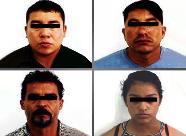 Detienen a tres miembros de la Guardia Nacional tras secuestro de menor