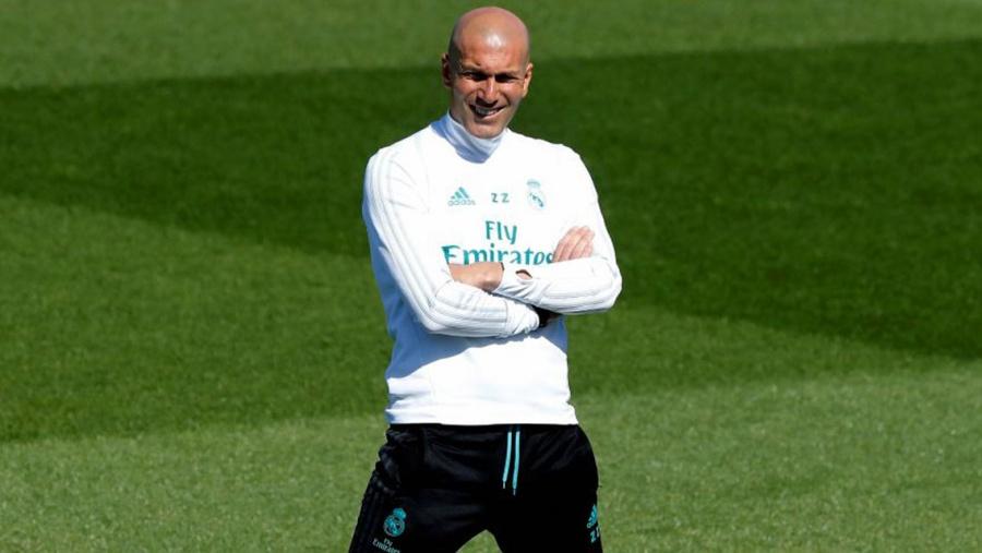 Zidane regresa a dirigir al Real Madrid tras la muerte de su hermano