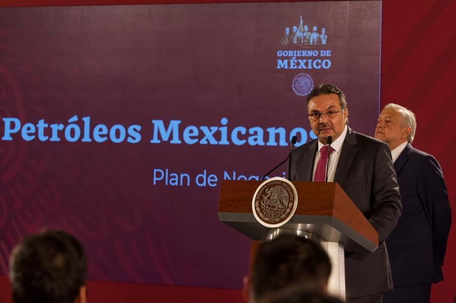 Plan de negocios consolida a Pemex como palanca del desarrollo nacional