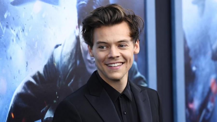 Harry Styles cerca de convertirse en el príncipe Eric de La Sirenita