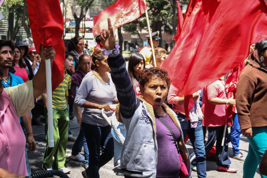 Anuncian Antorchistas movilizaciones este martes en la CDMX