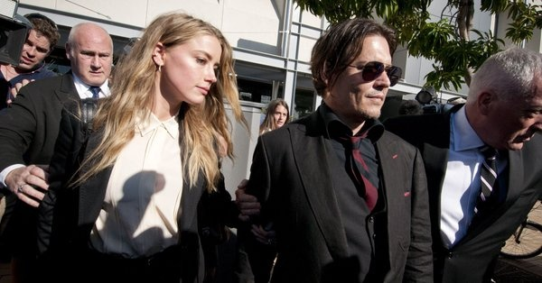 Amiga de Amber Heard se posiciona de parte de Johnny Depp en su última batalla legal