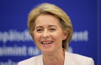 Ursula von der Leyen, nueva presidenta de la Comisión Europea