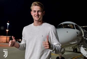 Juventus hace oficial el fichaje de Matthijs de Ligt