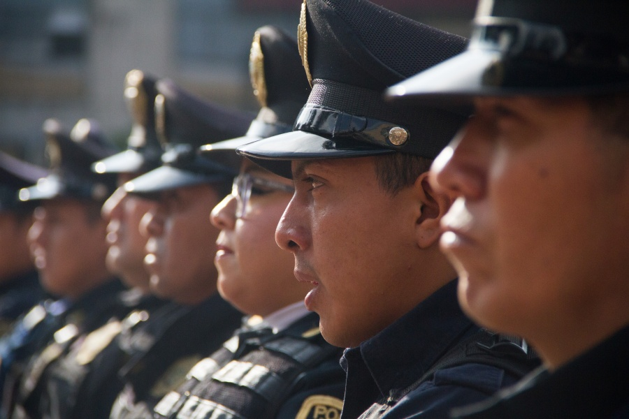 Busca Sheinbaum que la CDMX tenga la mejor policía del país